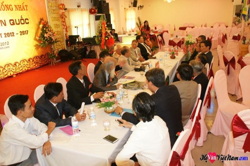 Vì sự Phát Triển và Thịnh Vượng của Tộc Văn Việt Nam