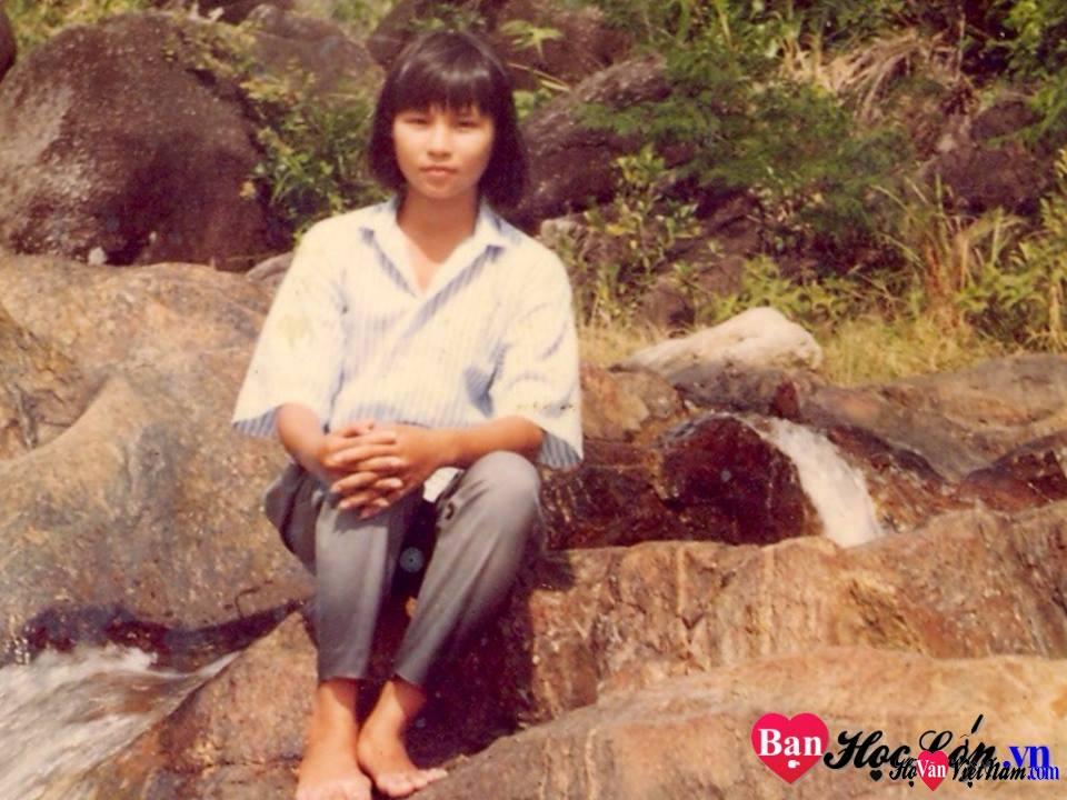 Trần Ngọc Huyền Phương_hình chụp 1991