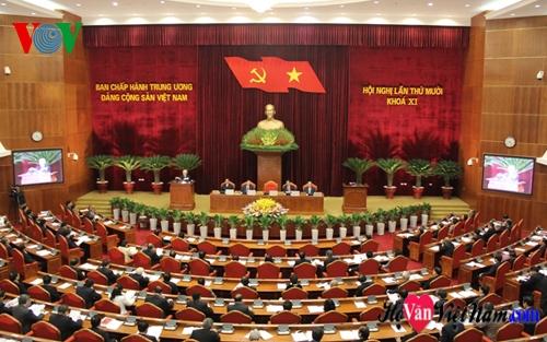 Hội trường Văn phòng Trung ương Đảng